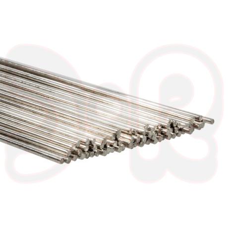 SCAPP Welding 1050 Braze, Aluminium-Schweißstab für autogenes Schweißen & Hartlöten Ø 2,4 x 500 mm