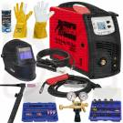 TELWIN MIG/MAG Schweißgerät TECHNOMIG 215 DUAL Synergic im SET 4